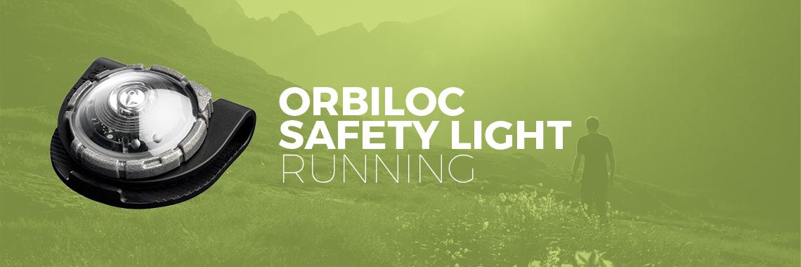 Orbiloc Run Dual Safety Light