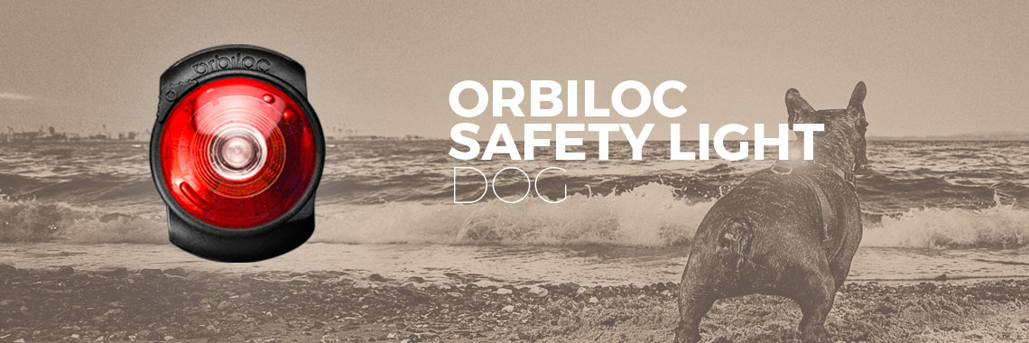Orbiloc Dog Dual Safety Light
