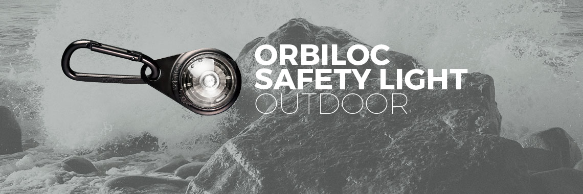 Orbiloc Outdoor Dual Safety Light
