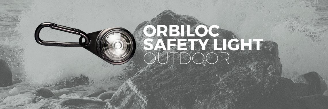 Orbiloc Outdoor Dual Safety Light